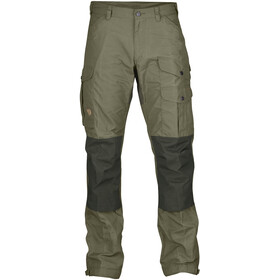 Fjällräven Vidda Pro Broek Heren, laurel green-deep forest